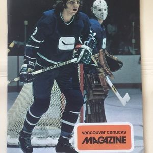 Other - Vancouver Canucks Magazine Dec 28, 1973